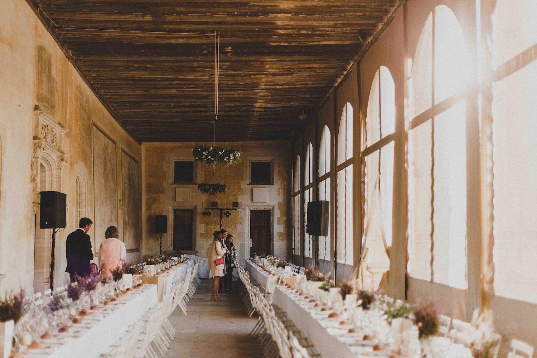Atawa - Mariage dans le cher au château de la Verrerie