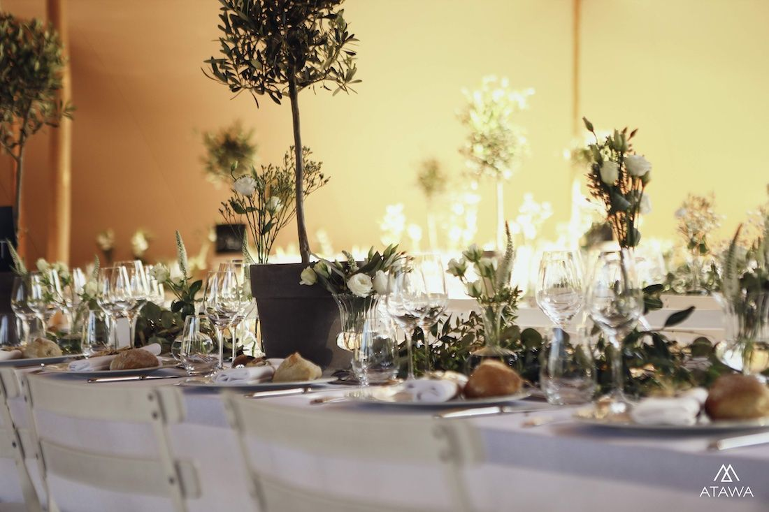 Atawa - Mariage thème Provence chic dans le Var