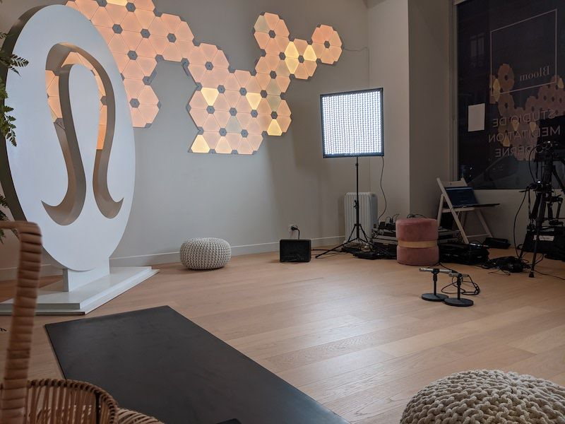 Atawa - Cours de yoga en streaming live